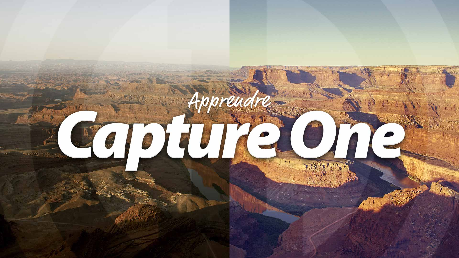 Apprendre Capture One 8