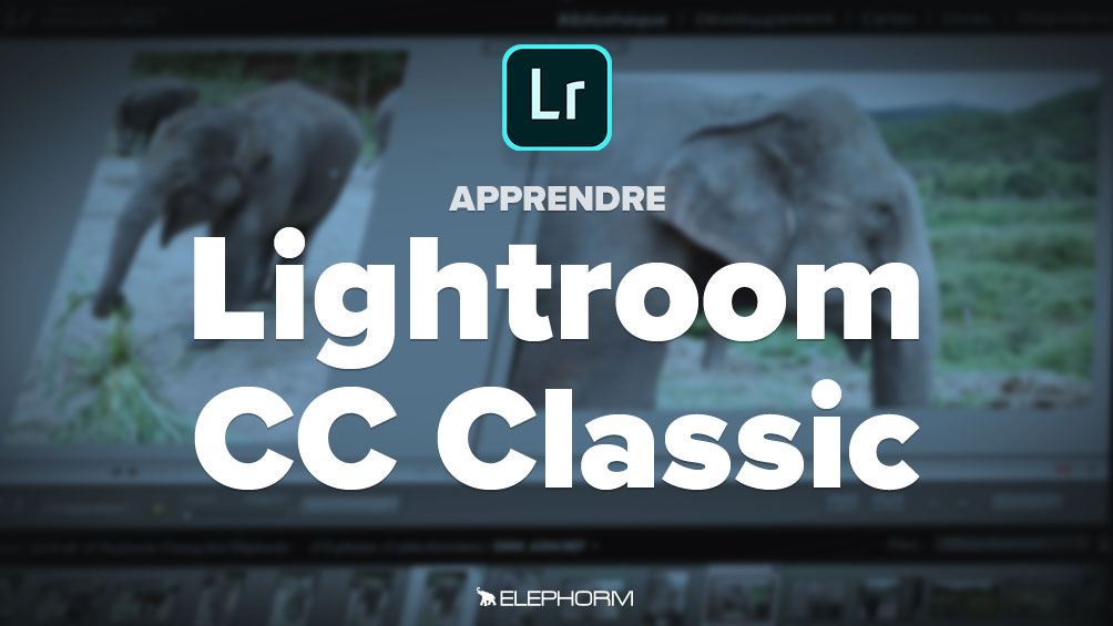 La gestion du catalogue Lightroom Classic CC