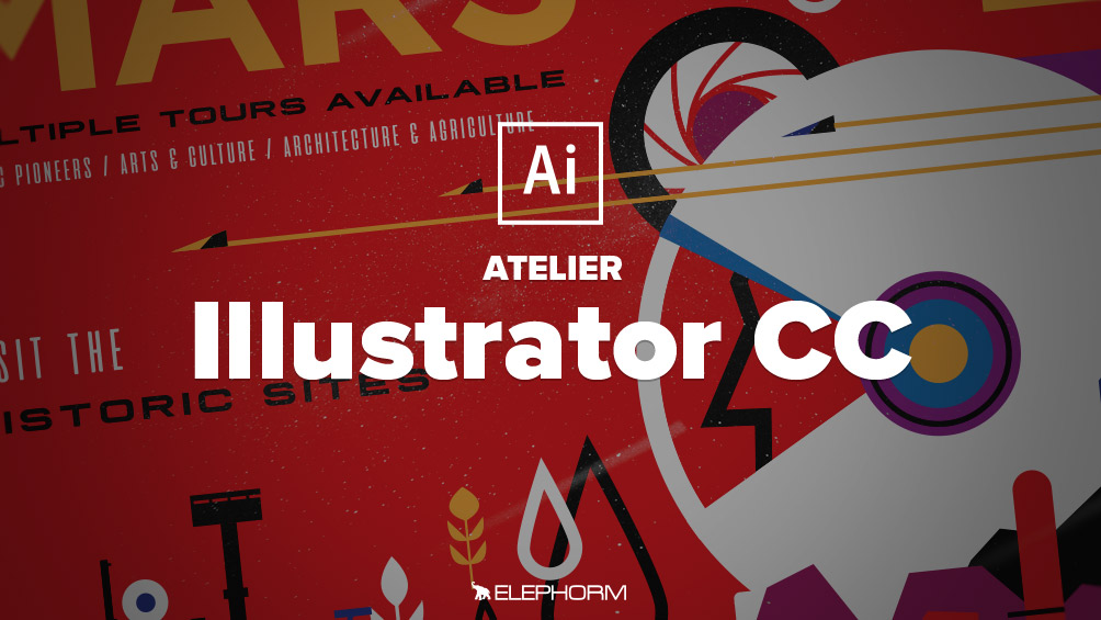 Atelier Illustrator CC 2018