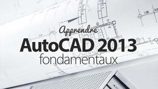 Apprendre AutoCAD 2013