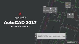 Apprendre Autocad 2017