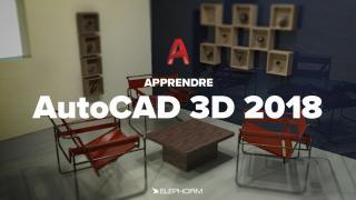 Apprendre Autocad 2018