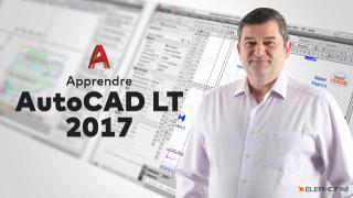 Apprendre AutoCAD LT 2017