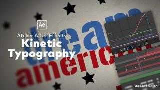 Atelier After Effects - Kinetic Typography