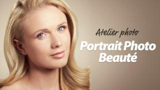 Atelier photo : Portrait Photo Beauté