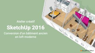 Atelier Sketchup 2016