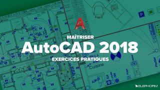 Autocad 2018 par la pratique