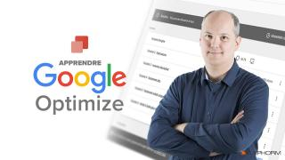 Découverte de Google Optimize