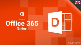 Learn Office 365 - Delve in English