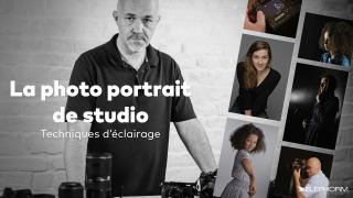 Maîtriser la photo Portrait de studio