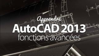 Maîtrisez Autocad 2013